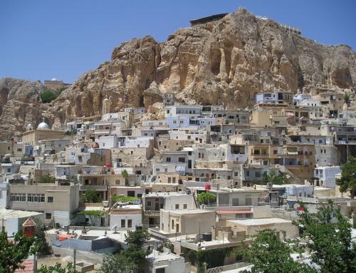 SYRIEN: Weltkirchenrat in tiefer Sorge wegen Entwicklung