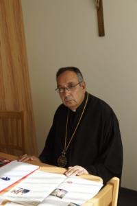 Erzbischof Arbach aus Homs