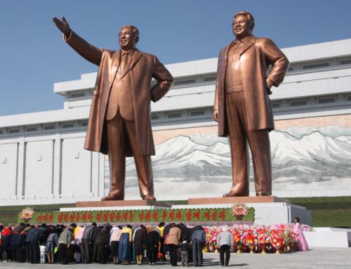 Nordkorea: Regierung verletzt Menschenrecht auf Religionsfreiheit