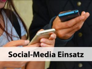 social-media-einsatz