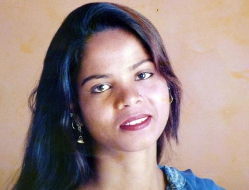 Asia Bibi ist endlich frei!