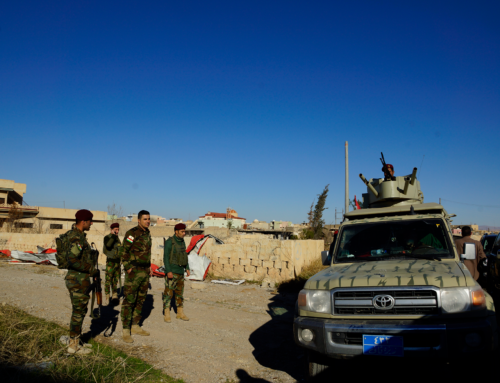 Irak: Sicherheit ist etwas Relatives