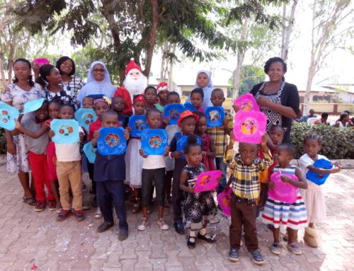 Weihnachtsfreude durch die Spenden unserer Leser
