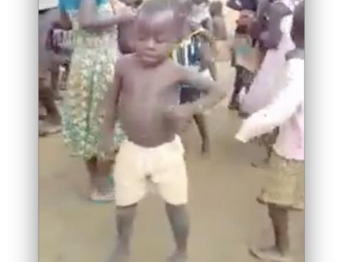Enugu: Tanz der Hoffnung – Dank sei Gott!