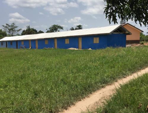 Ghana: Unsere Schule in Avega ist fertig!