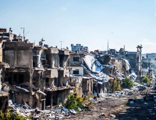 Syrien: Coronavirus gedeiht bestens in Krieg und Vertreibung