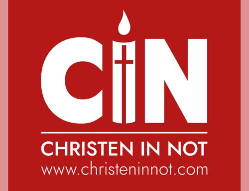 """""""CSI-ÖSTERREICH"""" WIRD ZU """"CHRISTEN IN NOT"""""""