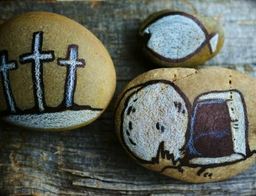Christen in Not wünscht Frohe Ostern!