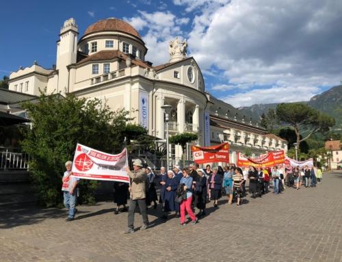 Italien: Erster Schweigemarsch für verfolgte Christen in Meran