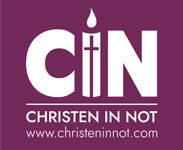 Christen in Not Logo