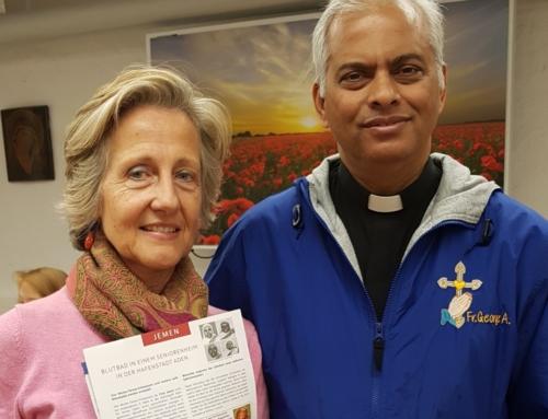 **EXLUSIV-Interview**: Der indische Pater Tom über seine 18-monatige Gefangenschaft als IS-Geisel im Jemen