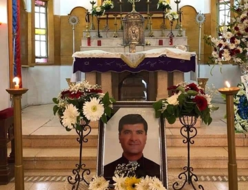 Trauer um ermorderten Priester Bedoyan
