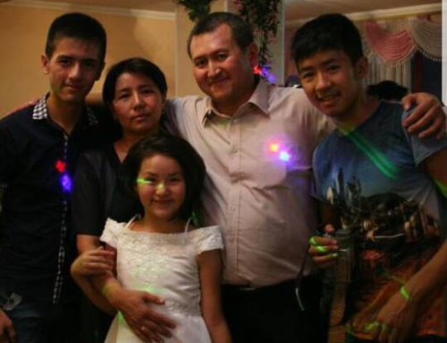 TADSCHIKISTAN: Bakhrom Kholmatov drei Monate früher aus Haft entlassen