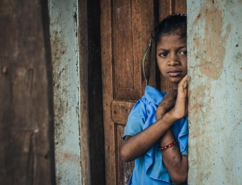 INDIEN: Hinduistische Extremisten schlagen christliche Kinder