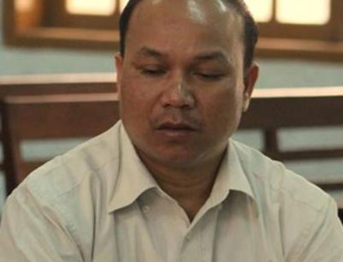 Petition für Pastor A DAO  (VIETNAM)