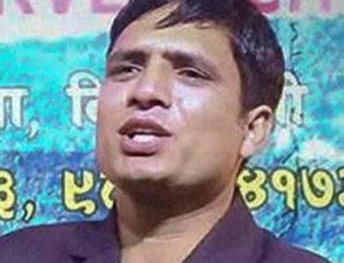 Petition für Pastor Keshab Acharya (Nepal)