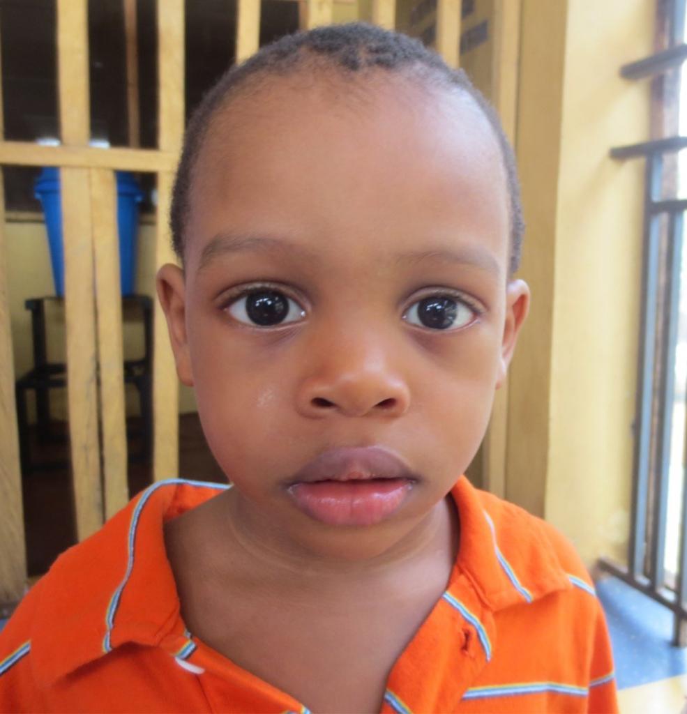 Bitrus musste beim Mord seiner Eltern zusehen. Jetzt ist er im CiN-Waisenhaus