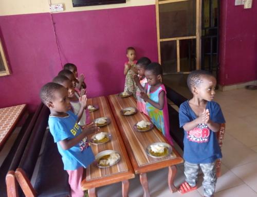 NIGERIA / Waisenkinder in Nigeria