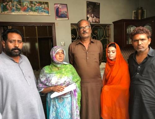 PAKISTAN / Entführung von Maira Shahbaz