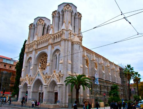 Frankreich: Terror in einer Kirche, drei Tote