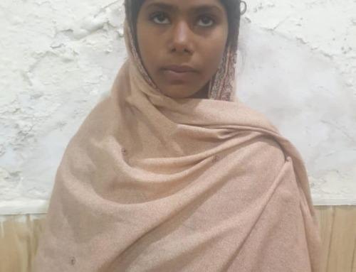 Pakistan: minderjährige Christin wieder bei ihrer Familie!
