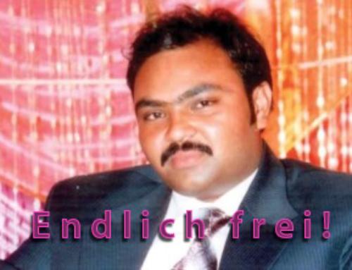 Pakistanischer Christ Imran Masih nach elf Jahren im Gefängnis freigesprochen