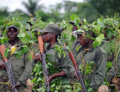 Kongo: Mindestens 14 Tote nach Angriff auf Kirche