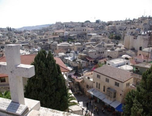 Israel/ Palästina: Kirchenführer Jerusalems verurteilen Gewalt