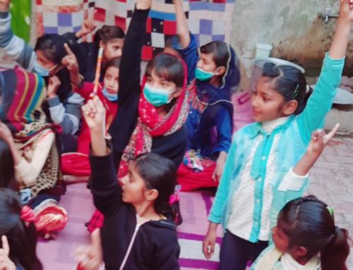 Mädchen in Pakistan Mut machen – Zukunft beginnt bei den Kindern