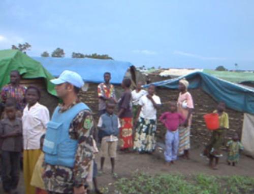 DR Kongo: Bischof wirft UN-Truppen Versagen vor